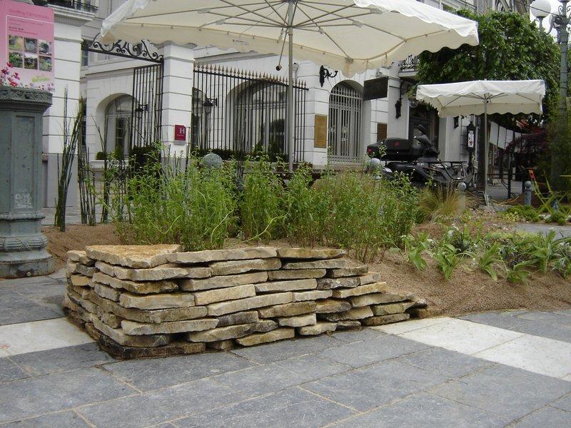 R alisations jardin ph m re de fontainebleau geoffroy for Jardinier paysagiste versailles