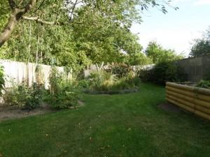 Jardin de Nogent-sur-Seine après