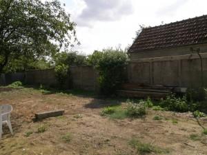 Jardin de Nogent-sur-Seine avant