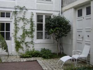 Jardin d'Orléans